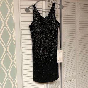 NEVER BEEN WORN Alyce Paris Black Cocktail Dress
